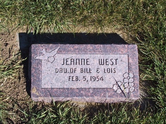 West, Jeanne